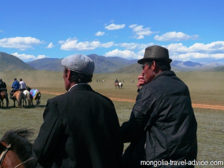 countryside nadaam west mongolia