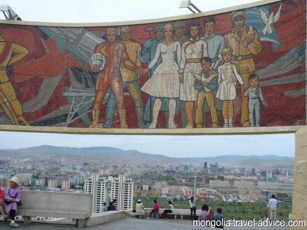images mongolia zaisan memorial