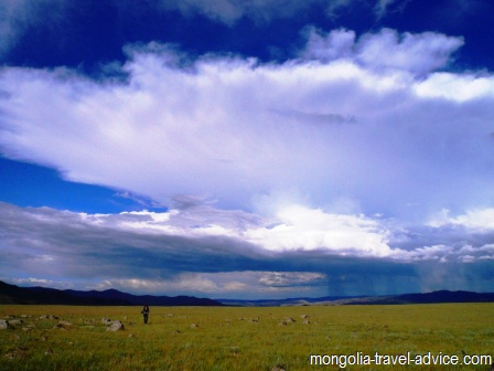 Mongolia pictures -Central Mongolia