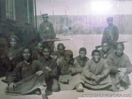 mongolia religion persecution imprisonment