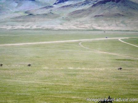 Mongolian naadam festival -Olgii
