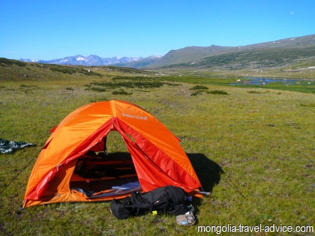 what to pack mongolia