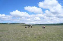 Mongolia Horse Trekking Central Mongolia