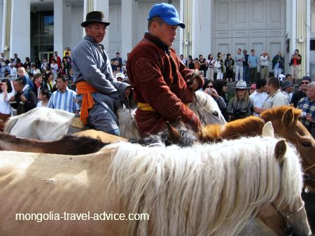capital mongolia -naadam festival ulan bator