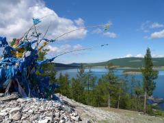 picture Lake Khovsgol mongolia