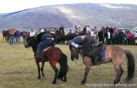 Kazakh nadaam west mongolia khoton nuur