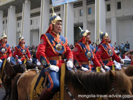 Ulan Bator Naadam festival