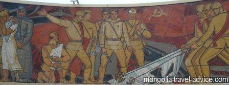 zaisan memorial ulan bator